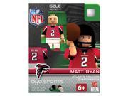 Matt Ryan NFL Atlanta Falcons Oyo G2S2 Minifigure