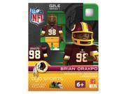 Brian Orakpo NFL Washington Redskins Oyo G2S1 Minifigure