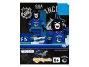 Fin the Whale Mascot NHL Vancouver Canucks Oyo G1S1 Minifigure
