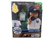 Derek Jeter MLB New York Yankees All-Time Hits Bronze Edition Oyo G3S29 Figure