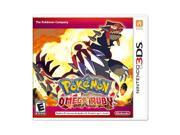 Pokemon Omega Ruby Nintendo 3DS Game