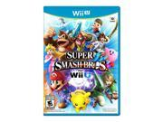 Super Smash Bros Nintendo Wii U Game