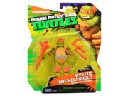 Mystic Michelangelo Vision Quest Teenage Mutant Ninja Turtles TMNT Action Figure