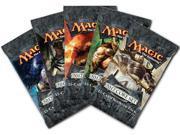 [MTG]Magic The Gathering M12 Magic Core set 2012 Booster Packs x 5