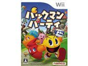 [Wii Game]  Pac-Man Party (30th Anniversary version) _ JP Asia version