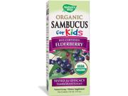 New Sambucus Organic for Kids - Nature's Way - 4 oz - Liquid