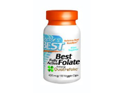 Best Fully Active Folate 400mcg - Doctors Best - 90 - VegCap