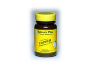Copper 3mg - Nature's Plus - 90 - Tablet