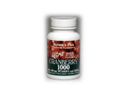 Ultra Cranberry 1000 mg - Nature's Plus - 90 - Tablet
