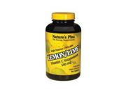 Vitamin C Chewable Lemon/Lime - Nature's Plus - 90 - Chewable