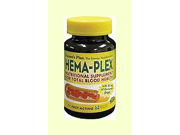 Hema-Plex with Iron - Nature's Plus - 60 - VegCap