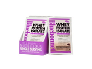 Whey Protein Isolate Chocolate - Bluebonnet - 8 - Packet
