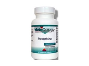 Pantethine - Nutricology - 60 - VegCap