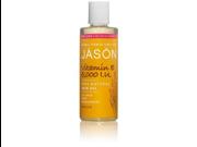 Vitamin E Oil-5,000 IU - Jason Natural Cosmetics - 4 oz - Liquid