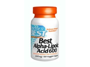 Best Alpha-Lipoic Acid 600 - Doctors Best - 180 - VegCap