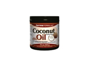 Coconut Oil (Organic, Unrefined) - Jarrow Formulas - 16 oz - Liquid