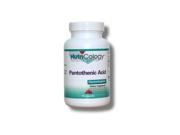 Pantothenic Acid - Nutricology - 90 - VegCap