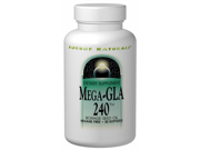 Mega GLA-300 Borage Seed Oil - Source Naturals, Inc. - 120 - Softgel