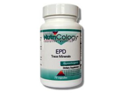 EPD Trace Minerals - Nutricology - 75 - VegCap