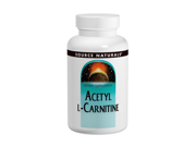 Acetyl L-Carnitine 500mg - Source Naturals, Inc. - 120 - Tablet