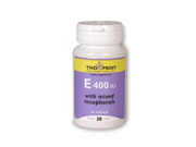 E d-Alpha Tocopheryl with Mixed Tocopherols 400IU - Thompson - 30 - Softgel