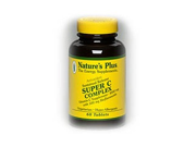 Super C Complex - Nature's Plus - 180 - VegCap
