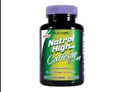 Natrol High Caffeine 200mg - Natrol - 100 - Tablet