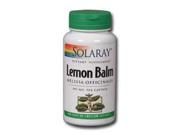 Lemon Balm Herb 395mg - Solaray - 100 - Capsule