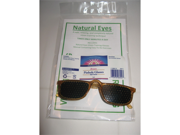 Brown Pinhole Glasses - Heritage Store - 1 Pair - Pack