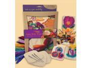 Paint With Wool Portrait - Artterro - 1 - Kit