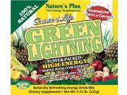 Source of Life Green Lightning-Power Packed Green Energy - Nature's Plus - 20 - Packet