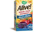 Alive Men's Multi - Nature's Way - 90 - Tablet