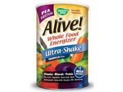 Alive Ultra Shake Pea Protein Vanilla - Nature's Way - 2.2 lbs - Powder
