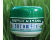 Ayurvedic Neem Balm - Auromere Ayurvedic Products - 2 oz - Balm