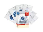 Miele GN HyClean Vacuum Cleaner Bags – 4 Vacuum Bags + 1 Super Air Clean Filter + 1 Pre-Motor Filter