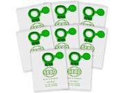 8-Pack of Sebo Ultra Vacuum Cleaner Bags for the Sebo D4 Series