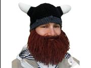 Beard Head Barbarian Beard Head, Looter, Brown