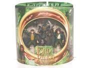 Lord of The Rings Fellowship of The Ring Merry & Pippin vs. Moria Orc