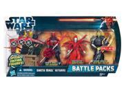 Star Wars Clone Wars Darth Maul Returns Exclusive Battle Pack