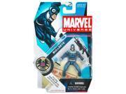 Marvel Universe Series 1 #010 Bullseye (Light Blue)