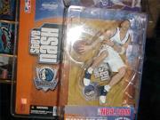 Mcfarlane NBA Series 5 Steve Nash Dallas Mavericks White Jersey