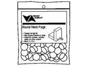 Vermont American 17125 Round Head Tapered Plug