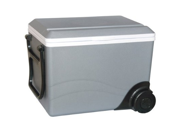 Koolatron W75 36 Quart Kool Wheeler 12-Volt Thermoelectric Cooler / Warmer with Wheels