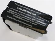 Shark Euro-Pro V1730 Replacement X9730 Battery Pack # EU-36080