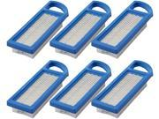 Briggs & Stratton 4211 6-Pack Of 795115 Extended Life Series Air Filter Cartridge Replaces 697153 & 698083
