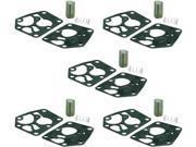 Briggs & Stratton 5 Pack 5083K Carburetor Diaphragm Replaces 281028, 272372 and 495770