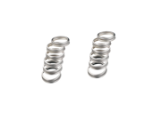 Leifheit Replacement Screw Rings for Preserving Jars - Set of 12