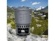 Esbit ESB87013 Solid Fuel Cookset Hard Anodized Aluminum Construction Approxim