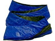SkyBound 12 Ft. Reversible Lite Blue / Green Round Trampoline Pad (Fits Up To 7 in. Springs) (Semi-Universal)  (Pad Only)