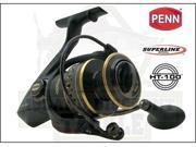 Penn Battle Spin Reel 6+1Bb 5.3:1 25Lb/350  Btl8000